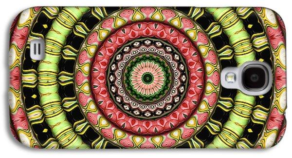 The Secret Garden Galaxy S4 Case by Wendy J St Christopher