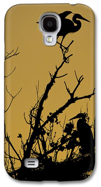 The Sentry Galaxy S4 Case by Kelly Gibson