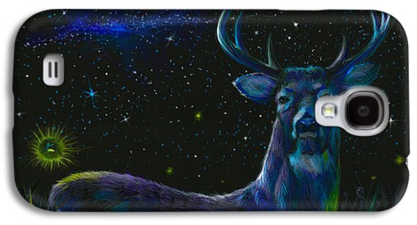 The Serenity Of The Night  Galaxy S4 Case