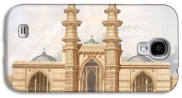 The Shaking Minarets Of Ahmedabad Galaxy S4 Case by Captain Robert M Grindlay