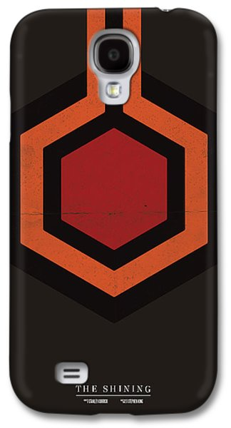 Jack Nicholson Galaxy S4 Case - The Shining by Mike Taylor