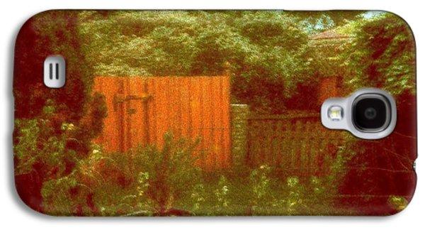 The Side Yard Galaxy S4 Case by YoMamaBird Rhonda