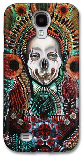 The Singularity Galaxy S4 Case by Michael Kulick