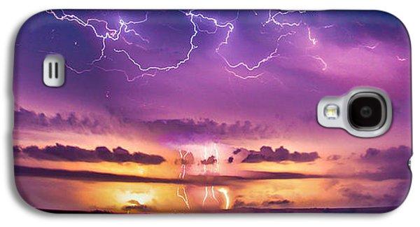 Nebraskasc Galaxy S4 Case - The Sky Was Talking To Me... Part 2 by NebraskaSC