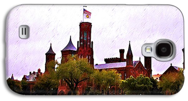 The Smithsonian Galaxy S4 Case by Bill Cannon