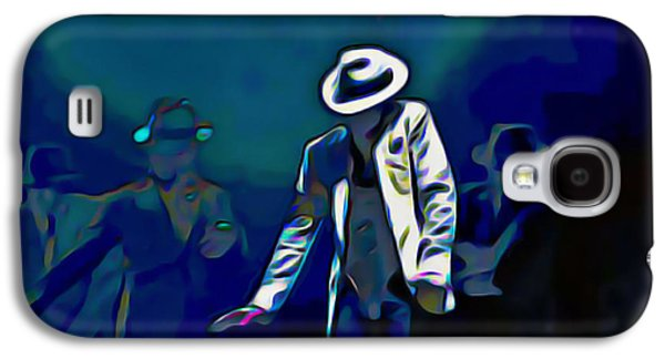 The Smooth Criminal Galaxy S4 Case by  Fli Art