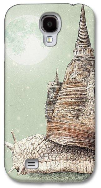 The Snail's Dream Galaxy S4 Case by Eric Fan