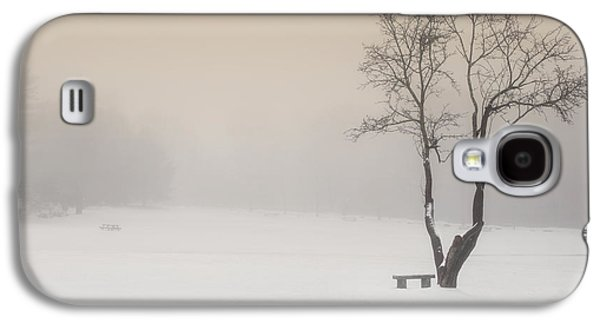 The Solitude Of Winter Galaxy S4 Case by Bill Wakeley