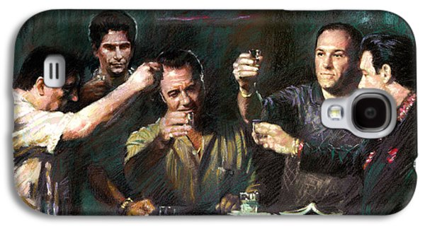 The Sopranos Galaxy S4 Case