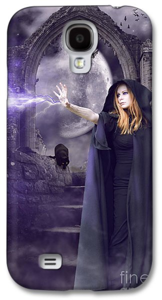 The Spell Is Cast Galaxy S4 Case by Linda Lees