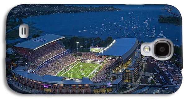 Husky Stadium And The Lake Galaxy S4 Case