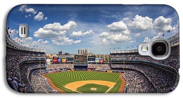 Yankee Stadium Galaxy S4 Case - The Stadium by Rick Berk