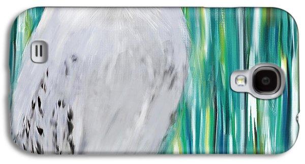 The Stare Galaxy S4 Case by Lourry Legarde