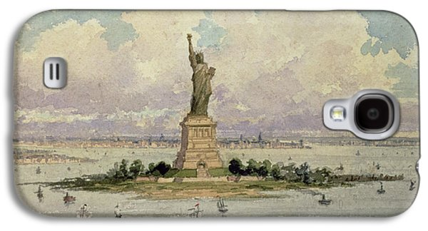 The Statue Of Liberty  Galaxy S4 Case by Frederic Auguste Bartholdi
