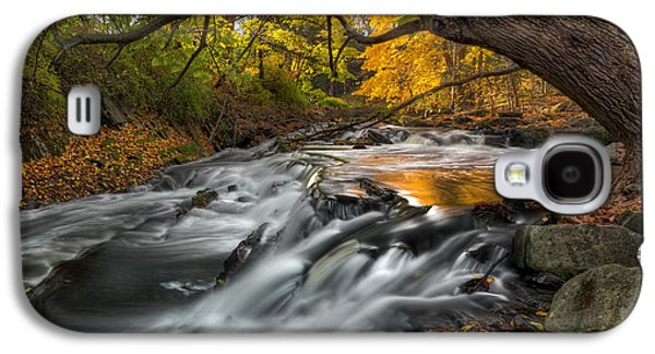 The Still River Square Galaxy S4 Case by Bill Wakeley