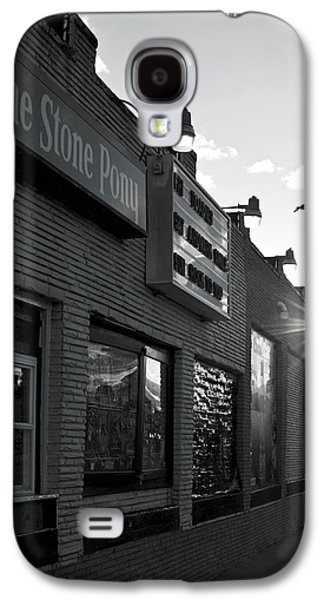 The Stone Pony Asbury Park Side View Galaxy S4 Case by Terry DeLuco