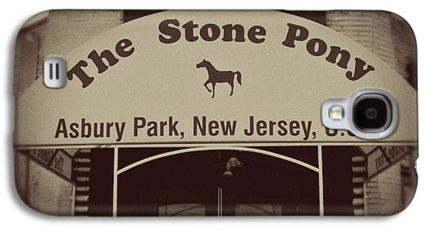 The Stone Pony Vintage Asbury Park New Jersey Galaxy S4 Case by Terry DeLuco