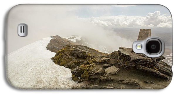 The Summit Of Ben Lawers Galaxy S4 Case