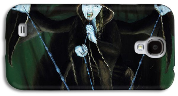 The Taker Galaxy S4 Case by Shelley Irish
