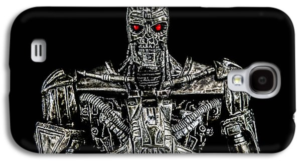 The Terminator  Galaxy S4 Case by Tommytechno Sweden