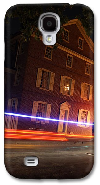 The Todd House Philadelphia Galaxy S4 Case by Christopher Woods