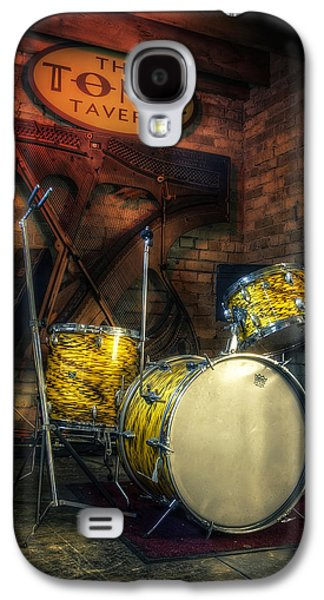Drum Galaxy S4 Case - The Tonic Tavern by Scott Norris