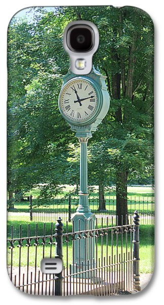 The Town's Clock Galaxy S4 Case