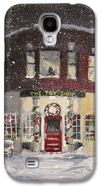 The Toy Shop Galaxy S4 Case by Jack Skinner