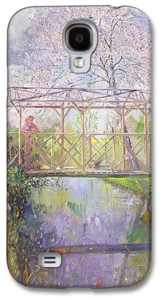 The Trellis Crossing Galaxy S4 Case by Timothy Easton