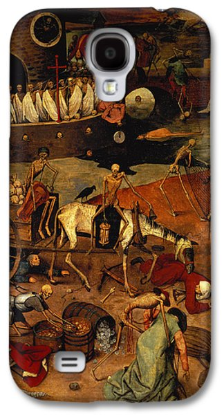 The Triumph Of Death Galaxy S4 Case by Pieter the Elder Bruegel