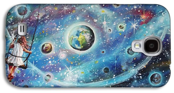The Universe Is My Playground Galaxy S4 Case