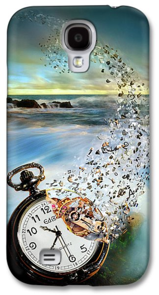 The Vanishing Time Galaxy S4 Case