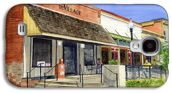 Downtown Galaxy S4 Case - The Village by Hailey E Herrera