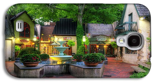 The Village Of Gatlinburg Galaxy S4 Case by Greg and Chrystal Mimbs