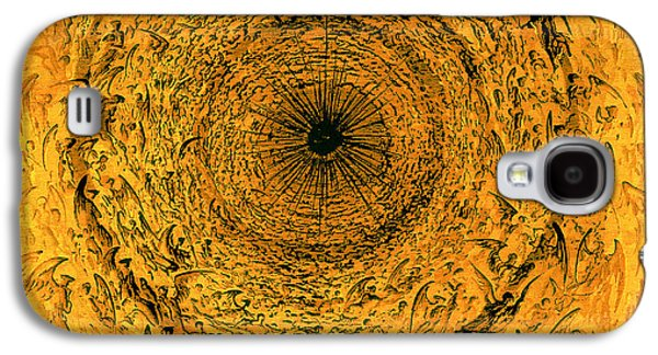 The Vision Of The Empyrean Galaxy S4 Case by Gustave Dore
