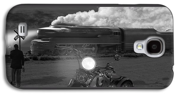 The Wait - Panoramic Galaxy S4 Case by Mike McGlothlen