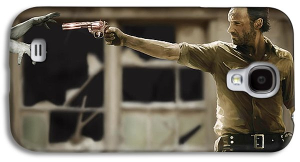 The Walking Dead Galaxy S4 Case
