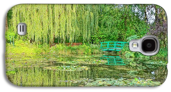 The Water Garden Galaxy S4 Case by Olivier Le Queinec