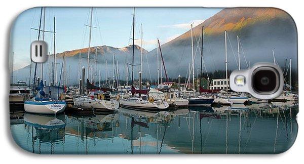 The Waterfront Of Seward, Alaska Galaxy S4 Case