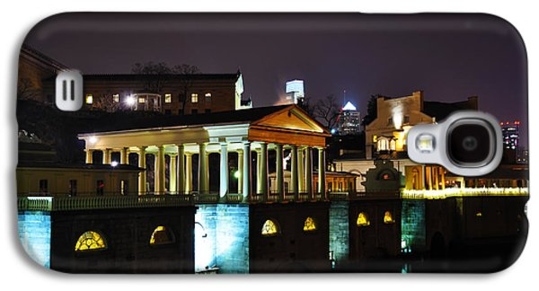 The Waterworks At Night Galaxy S4 Case by Bill Cannon