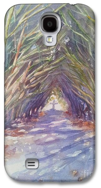 The Way Galaxy S4 Case by Patricia Pushaw