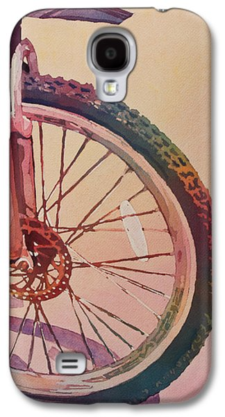 The Wheel In Color Galaxy S4 Case by Jenny Armitage
