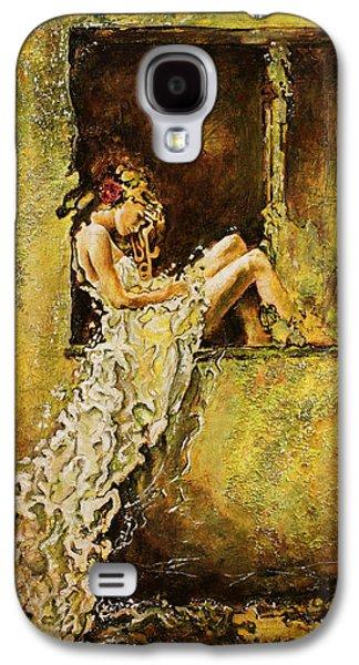 The Window Galaxy S4 Case by Karina Llergo