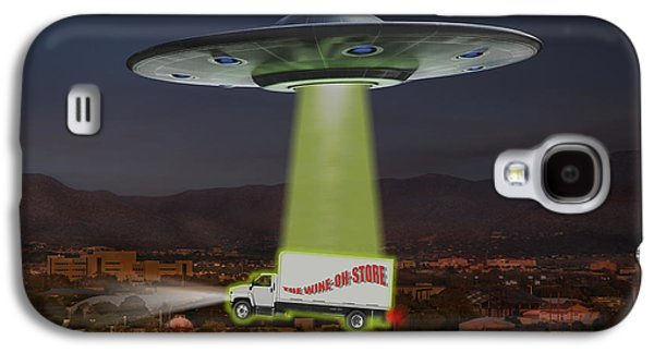 The Wine-oh-store Galaxy S4 Case