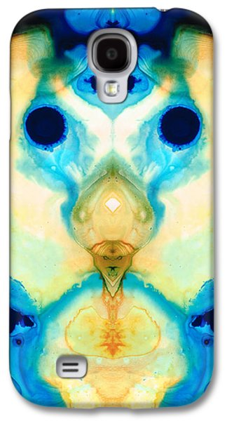 The Wise Ones - Visionary Art By Sharon Cummings Galaxy S4 Case