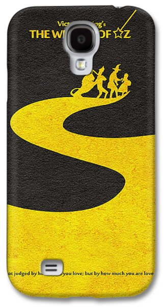 Wizard Galaxy S4 Case - The Wizard Of Oz by Inspirowl Design