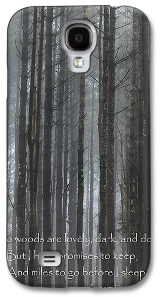 The Woods Galaxy S4 Case by Bill Wakeley