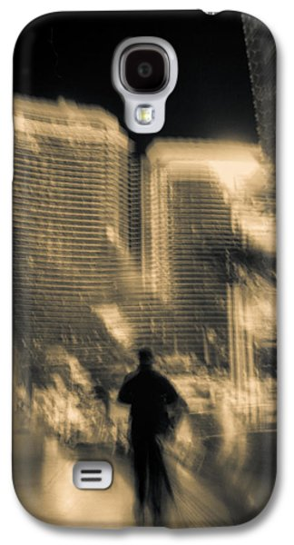 Galaxy S4 Case featuring the photograph The World Is My Oyster by Alex Lapidus