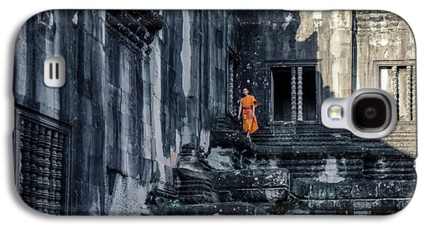 The Young Monk Galaxy S4 Case