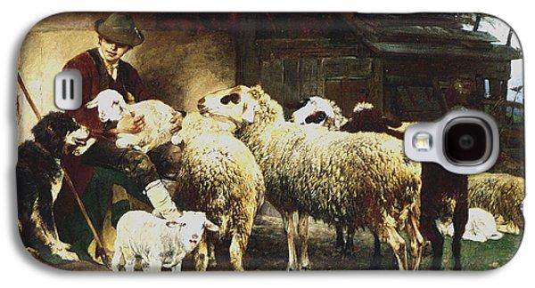 The Young Shepherd Galaxy S4 Case